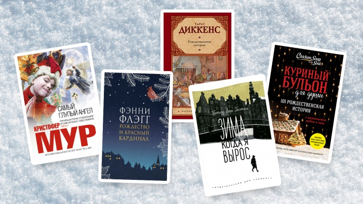 Юмор, чудо и рождественский хаос: 10 книг, которые вы еще успеете прочитать на зимних праздниках