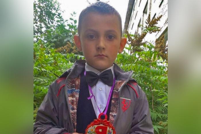 9-летний Никита Орликов пропал 25 сентября