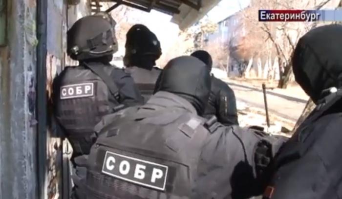 Операция задержания наСимферопольской