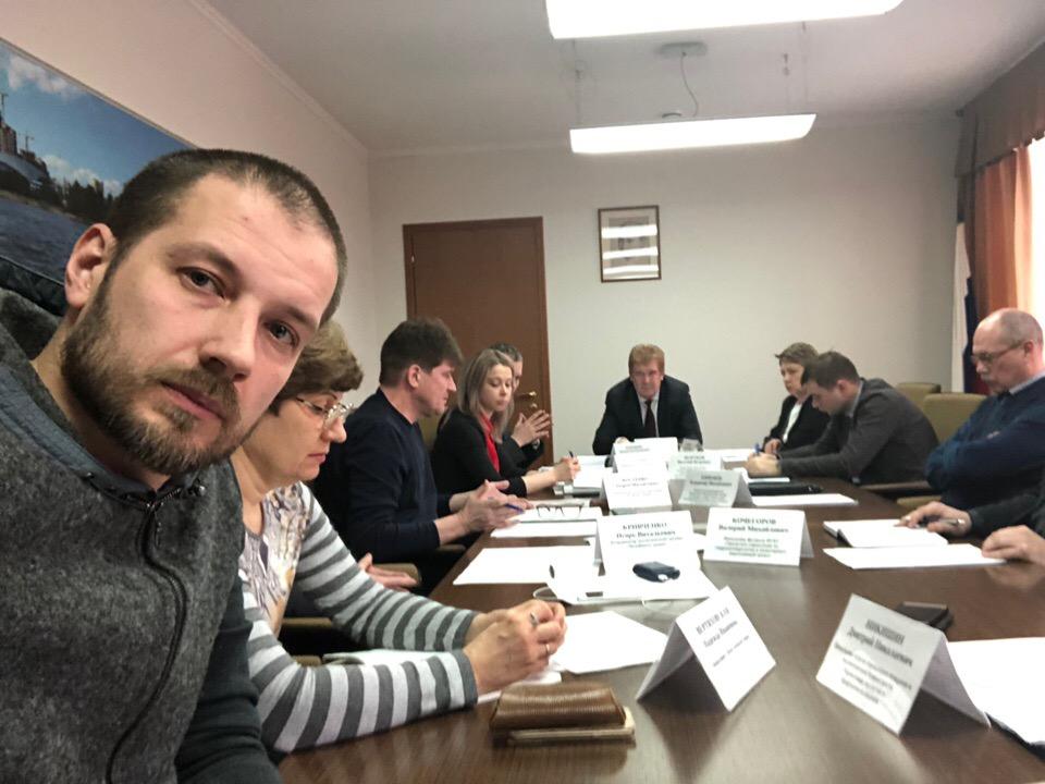 Совещание прошло сегодня в приёмной мэра Челябинска