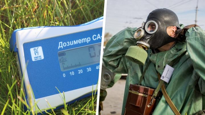 Схватились за дозиметры: новосибирские экологи опровергли скачки радиационного фона