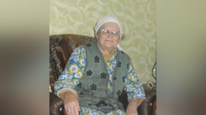 «Помнит только свое имя»: В Прикамье ищут пропавшую 77-летнюю Валентину Гусеву