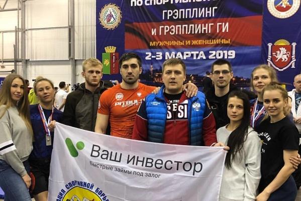Сборная Новосибирской области в командном зачёте уступила только представителям Дагестана