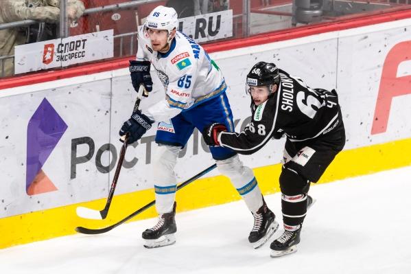 Челябинская команда была настроена на реванш, но взять его не удалось