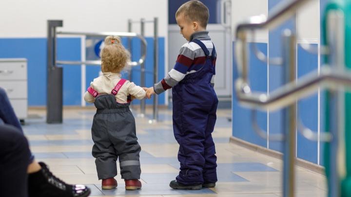 В Волгоградской области двое детей пострадали по недосмотру взрослых