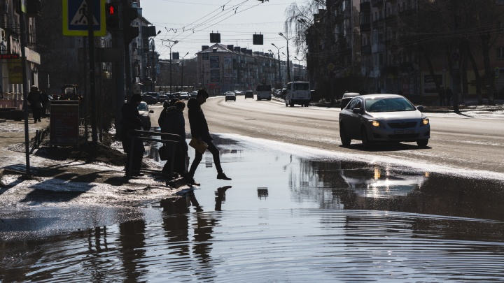 Борьба с паводком: чем занимается мэрия, когда город затоплен