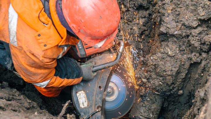 Жители Промышленного района остались без тепла