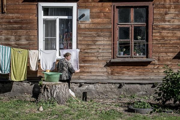 Жители ждут сноса бараков больше пяти лет