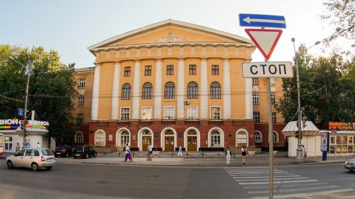 Для Пермского строительного колледжа в центре города построят новые мастерские