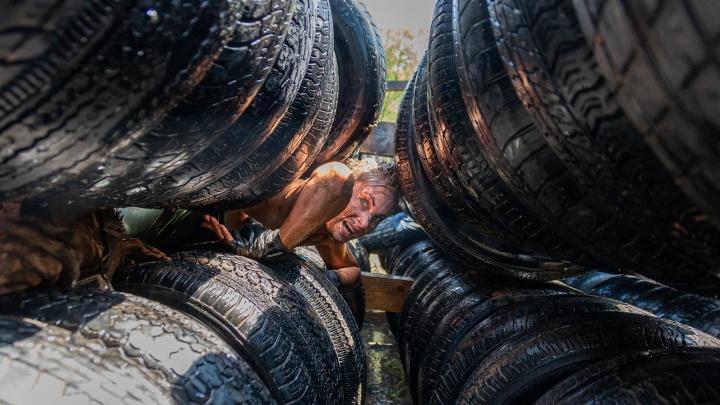 Рожденные заживо: как прошла «Гонка героев» в Самаре