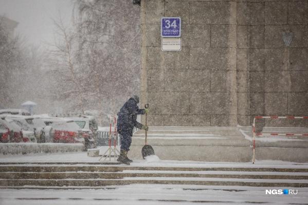 В субботу, 21 декабря, в Новосибирске ожидается нулевая температура
