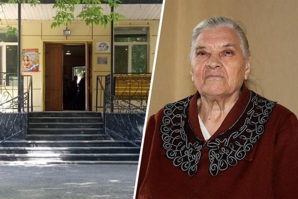 Анна Бусыгина последние годы жила в пансионате для ветеранов