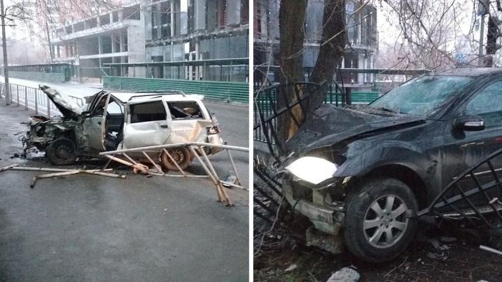 Тюменец, устроивший смертельную аварию на отцовском внедорожнике, отправился в колонию