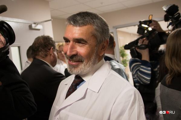 Владимир Аветисян курирует в Роснано проектный центр