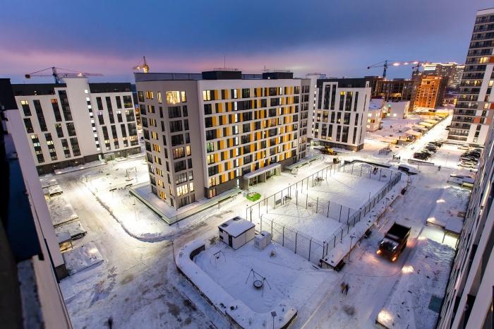 Квартиры со сдачей в новом году продадут до повышения цен