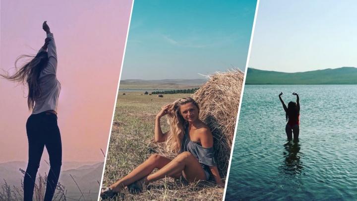 Успеть поймать последние солнечные лучи: подборка сочных фото с озер Хакасии