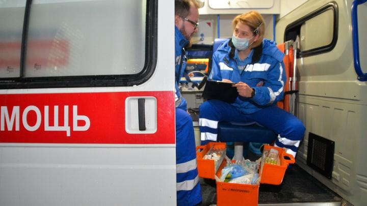 Еще в одной школе Екатеринбурга выявили случай заболевания менингитом