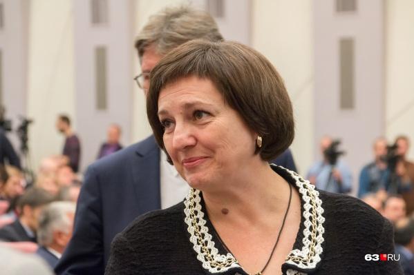 Марина Антимонова возглавляет Минсоцразвития уже 6 лет