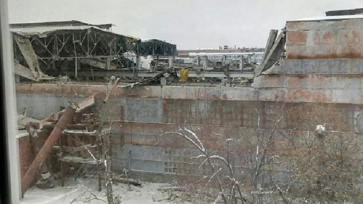 Обвинение предъявили пятерым: кто ответит за рухнувшую крышу на заводе Калинина