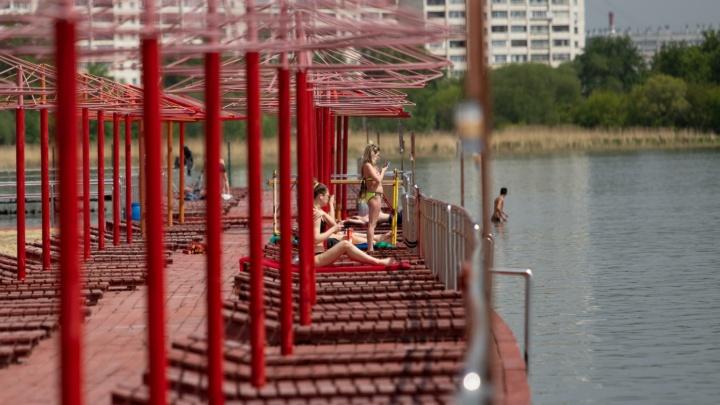 Собираемся на пляж: синоптики пообещали челябинцам по-настоящему летние выходные