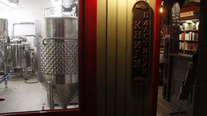 В подвале на улице Ленина построили пивоварню