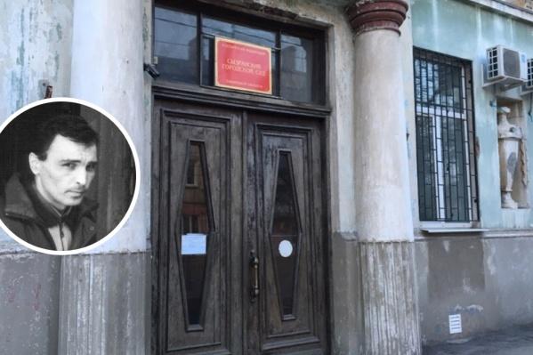 Олег Рыльков почти на каждом заседании суда заявляет всё новые требования