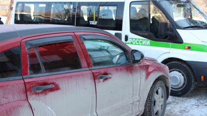 «Какой такой Dodge?»: челябинец приехал к приставам на объявленной в розыск машине