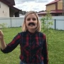 Тюменцы поддержали усатый флешмоб в поддержку сборной России: смотрим 12 «щекотливых» кадров
