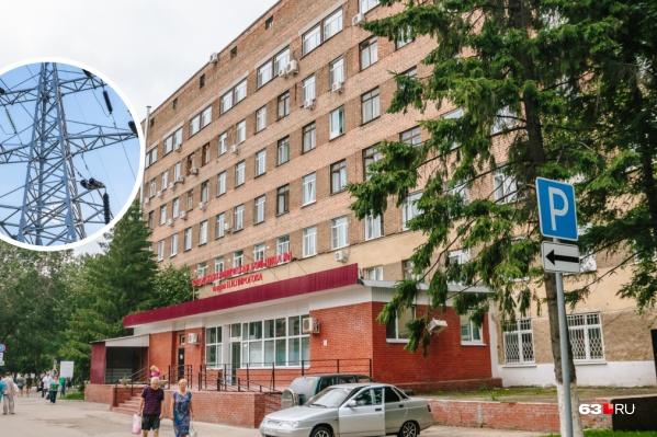 За жизнь ребенка борются врачи больницы Пирогова