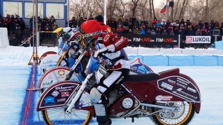 Россия — золото, Швеция — на втором месте: в Шадринске завершился чемпионат мира по спидвею