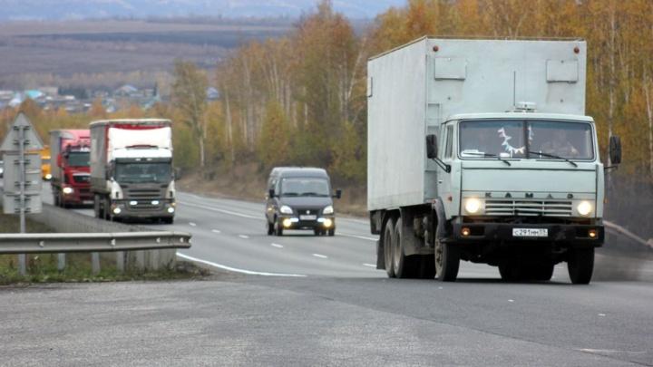 На трассе Уфа–Оренбург водитель МАЗа сбил женщину