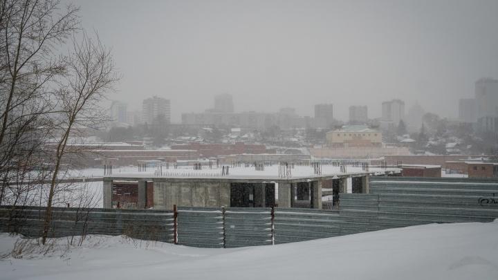 Новосибирский застройщик выкупил долгострой возле «Ауры» — рассказываем, что там построят