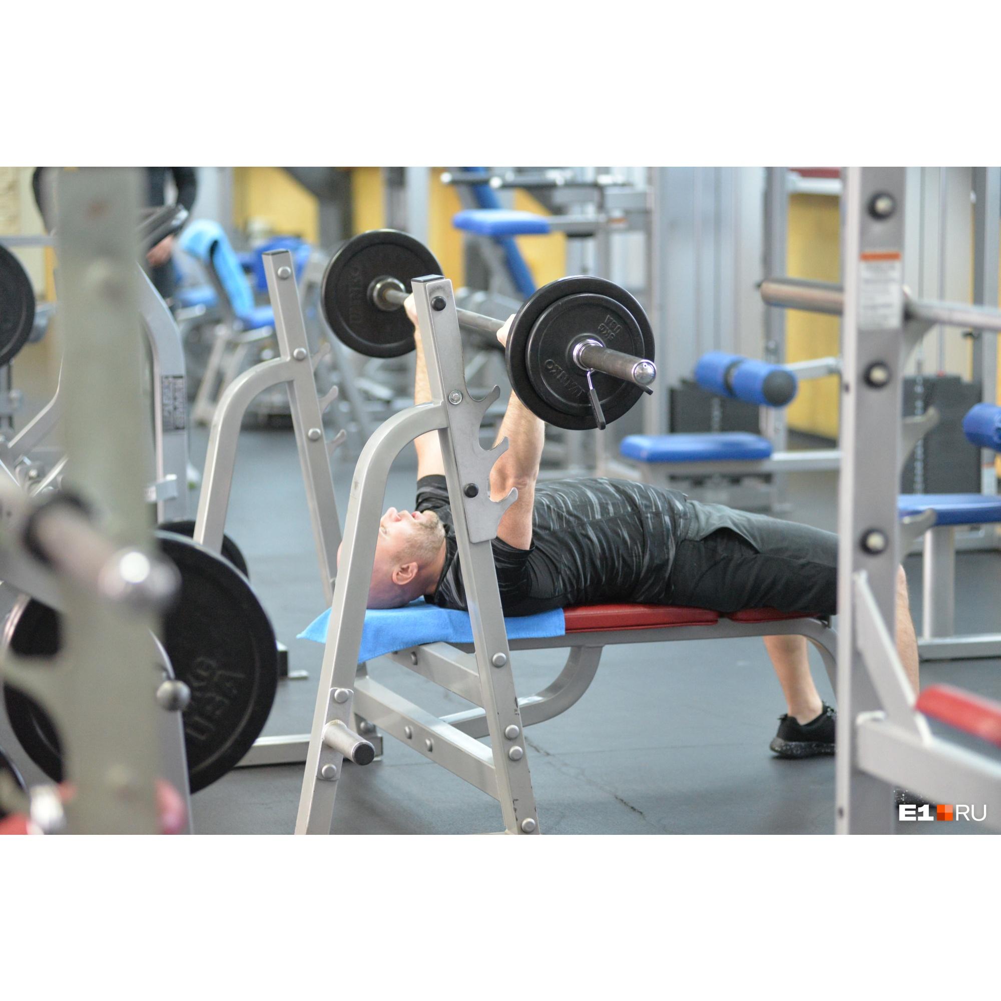 Хорошее оборудование и тренеры, готовые помочь, — залог хорошего фитнес-клуба