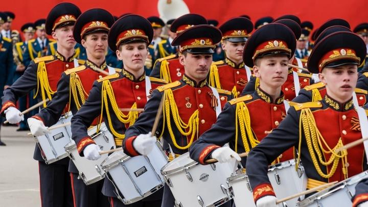 Где пройдет парад и народные гуляния в День Победы. Публикуем программу на 9 мая