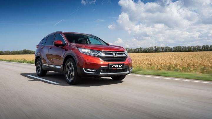 Honda CR-V — кроссовер с характером: встречаем пятое поколение автомобиля, созданного для России