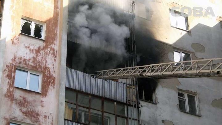 Газ в квартире на Эльмаше взорвался из-за самостоятельного подключения плиты