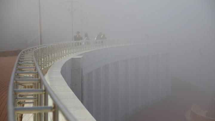 Выходные в Самарской области будут теплыми и туманными