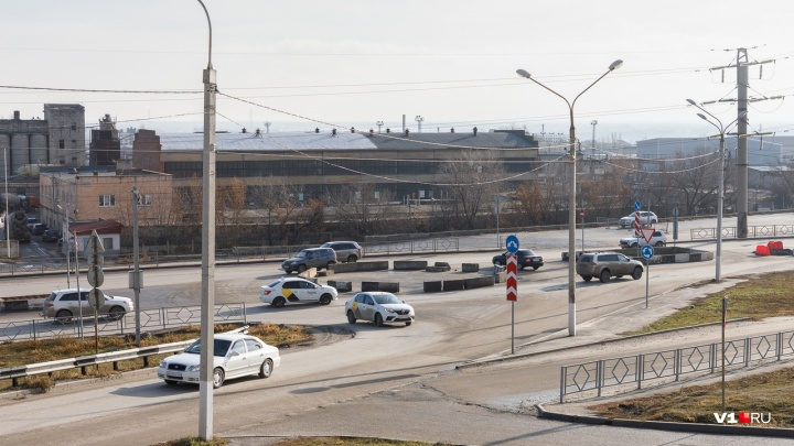 Хорошо забытое старое: в Волгограде убирают кольцо на улице Электролесовской