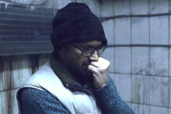 Скриншот из фильма Дмитрия Рудакова «Андрей Звягинцев. Режиссёр»