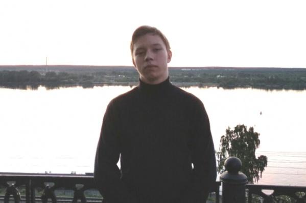 Дмитрий Попов был единственным сыном