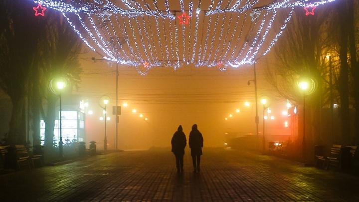 Снега нет, но вы держитесь: в Волгоградской области накануне Нового года похолодает до -13°С