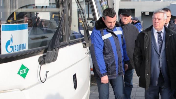 Шесть новых экологичных автобусов выйдут на маршруты в Волгодонске к апрелю 2020 года