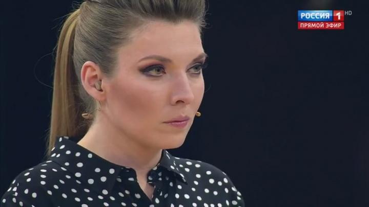 Волгоградская ведущая объяснила появление в телеэфире погибшей в Керчи девушки