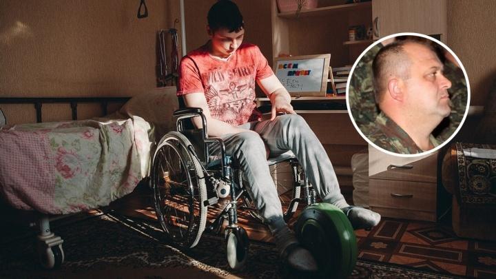 Родные покалеченного в спецназе тюменского УФСИН Владислава Елфимова определились с размером иска