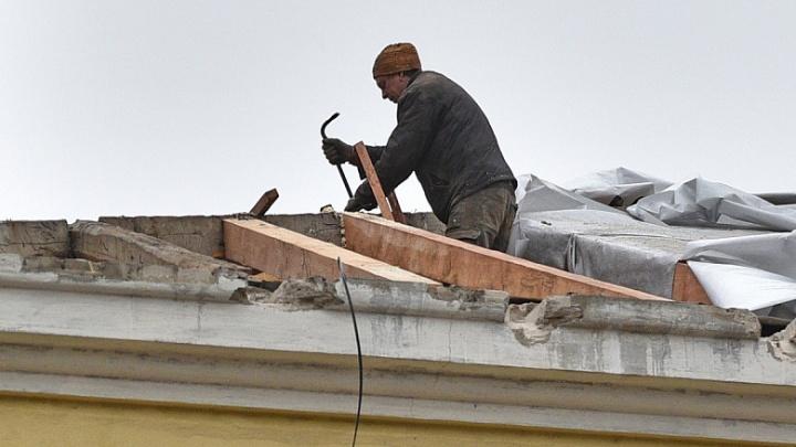 В Ярославле отремонтируют 124 крыши: кому повезёт