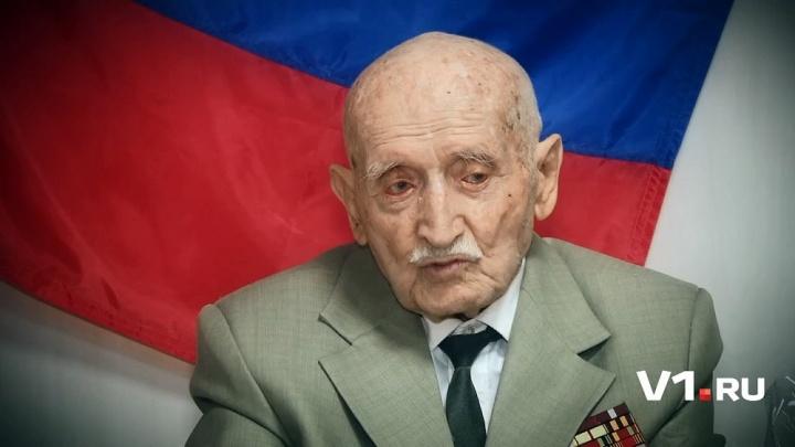 Волгоград простится с участником Парада Победы Анатолием Козловым