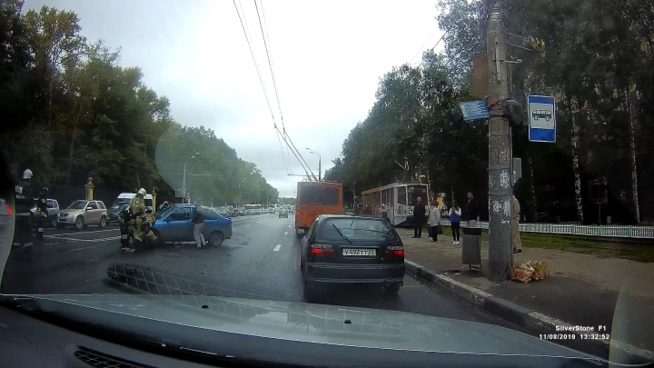 «День жестянщика»: из-за погоды в Нижегородской области произошла серия крупных аварий