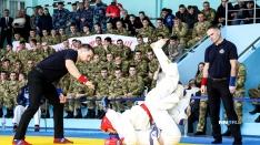 Нижегородские росгвардейцы «порвали» всех на чемпионате по рукопашному бою. Смотрим фото и видео