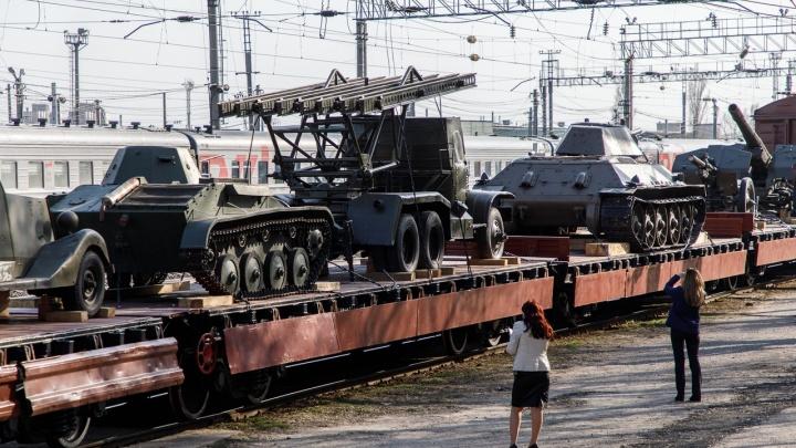 Осталось восемь станций: «Воинский эшелон» готовится к поездке в Волгоград