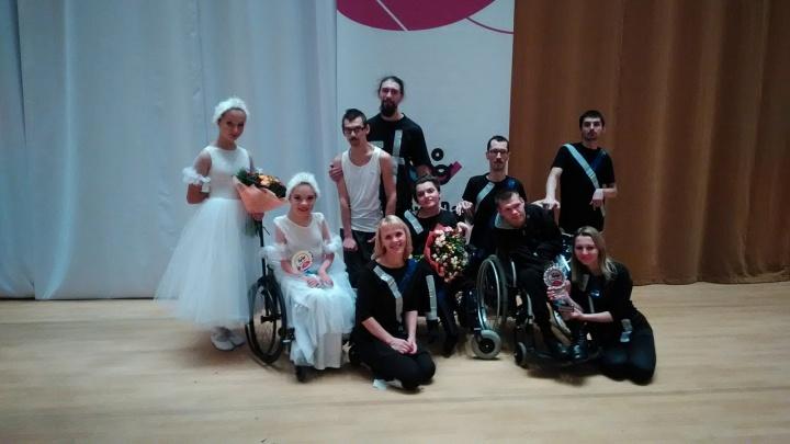 Инклюзивную танцевальную группу из Архангельска пригласили выступить в Большом театре